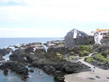 Piscinas naturales de el calet n playas de tenerife gu a for Piscinas naturales tenerife sur